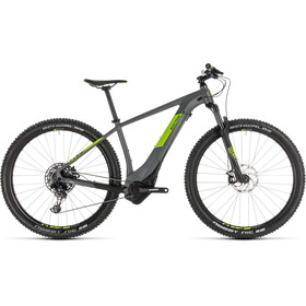 Cube Reaction Hybrid EAGLE 500 - VTT électrique semi-rigide - gris